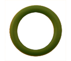 Kegco OR-297 Green O-Ring for Ball Lock Tank Plug