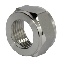Stainless Steel Coupling Hex Nut