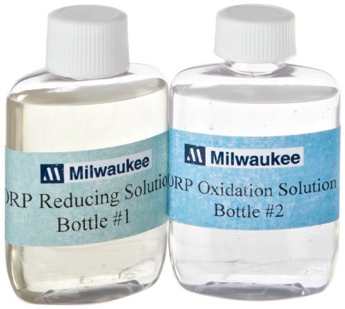 Milwaukee MA9025 ORP Probe Conditioning Kit For Oxidation Preparation (2- 2 oz bottles)