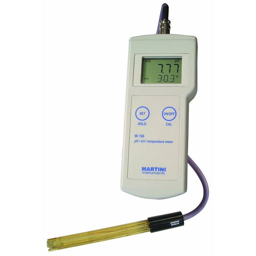 Milwaukee MI106 Temperature Combined Portable Meter
