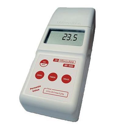 Milwaukee MI490 Peroxide Value Photometer