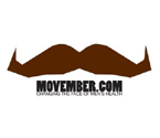 MOVEMBER - Make a $10 Donation to benefit the Prostate Cancer Foundation