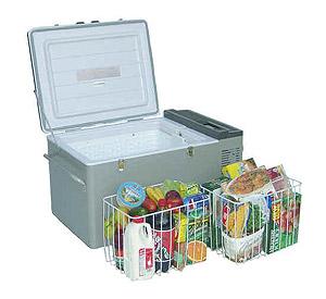 1 Photo of 64 Quart Portable Refrigerator / Freezer