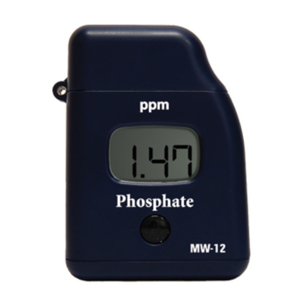 Milwaukee MW12 Phosphate (Low Range) Mini-Colorimeter
