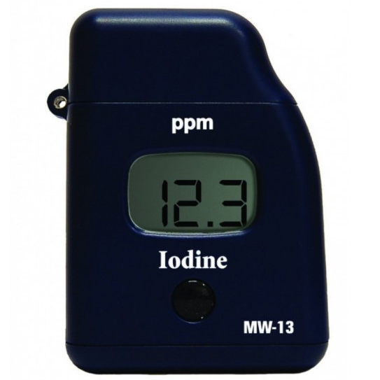 Milwaukee MW13 Iodine Mini-Colorimeter