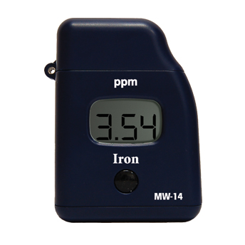Milwaukee MW14 Iron (High Range) Mini-Colorimeter