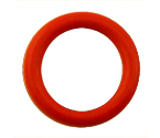 Kegco OR-298 Red O-Ring for Ball Lock Tank Plug