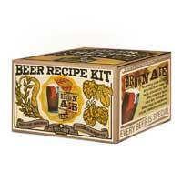 Brown Ale 1 Gallon Recipe Kit