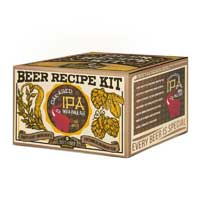 Oak Aged IPA 1 Gallon Recipe Kit