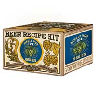Single Hop IPA Cascade 1 Gallon Recipe Kit