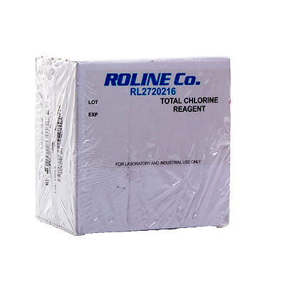 Milwaukee RL2720216 Total Chlorine Replacement Reagent Kit - 25 Packet