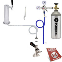 Standard Tower Oktoberfest Kegerator Conversion Kit