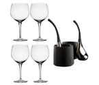 Spiegelau Vino Vino Chardonnay Glass Skybar Wine Chill Drops Set