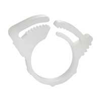 Plastic Reusable Clamp for 3/8 Inch ID Tubing