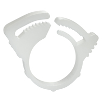 Plastic Reusable Clamp for 1/2 Inch ID Tubing