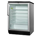 Summit SCR600LOS 5.5 Cu. Ft. Outdoor Undercounter All Refrigerator