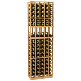 Enlarge 5 Column Display Wood Wine Rack