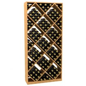 Enlarge Allavino Diamond Wood Wine Storage Bin
