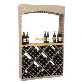 Enlarge Diamond Wine Bin Table Top