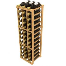 Enlarge Stackable Three Column Wine Rack