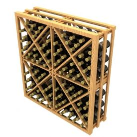 Enlarge Stackable Diamond Cube Wine Rack