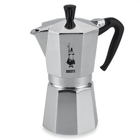 Enlarge Bialetti 06801 Moka Express Coffee Maker - 9 Cups