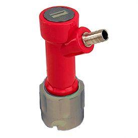 Enlarge Pin Lock Home Brew Keg Tap 1/4
