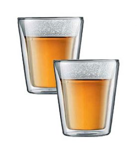 Enlarge Bodum 10109-10US Canteen Double Wall Tumbler / DOF Glass (Set of 2)