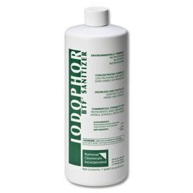 Enlarge BTF Iodophor Sanitizer Cleaner for Home Brew Kegs - 32 oz Bottle