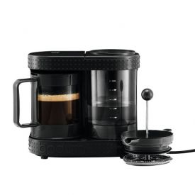 Enlarge Bodum Bistro Electric French Press coffeemaker, 4 cup