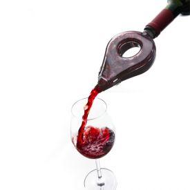 Enlarge Vacu Vin Wine Aerator - Clear/Grey