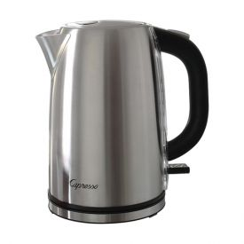 Enlarge Capresso 277.05 H20 Steel 7-cup Stainless Steel Electric Water Kettle