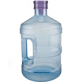 Enlarge Crown-Top Water Bottle - 2.3 Liter w/ Handle PC