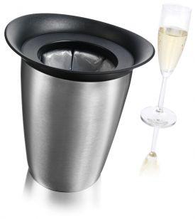 Enlarge Active Elegant Champagne Cooler - Stainless Steel