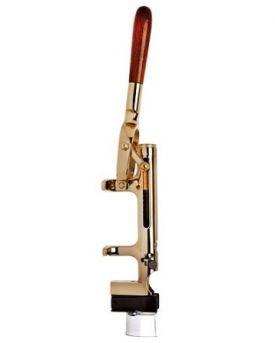 Enlarge Zeus Uncorking Machine Wine Opener  - Brass Plated