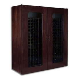 Enlarge Le Cache 5200 Series 622 Bottle Wine Cellar - Chocolate Cherry Finish