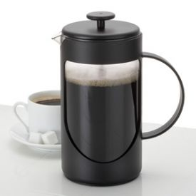 Enlarge Bonjour 53189 - 8-Cup Ami-Matin Unbreakable French Press - Black