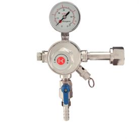 Enlarge Kegco 541 - Premium Pro Series Single Gauge Keg Beer Regulator