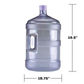 Enlarge Crown-Top Water Bottle - 5 Gallon