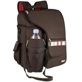 Enlarge Picnic Time Turismo Insulated Cooler Tote/Backpack - Black