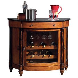 Enlarge Howard Miller 695-016 Merlot Valley Wine Console