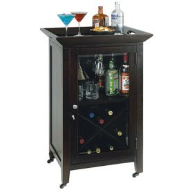 Enlarge Howard Miller 695-074 Butler Wine & Spirits Console