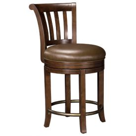 Enlarge Howard Miller 697-010 Ithaca Pub Stool