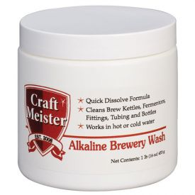 Enlarge Craft Meister Alkaline Brewery Wash - 1 lb