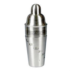 Enlarge Twist & Shake Stainless Steel Recipe Shaker