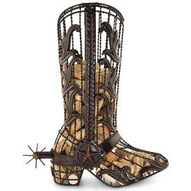 Enlarge 91-073 CORK CAGE® - Cowboy Boot