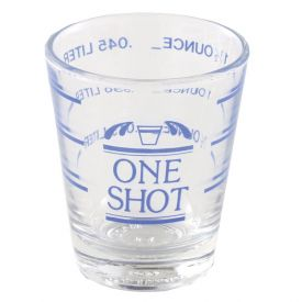Enlarge Shot Glass- Measured