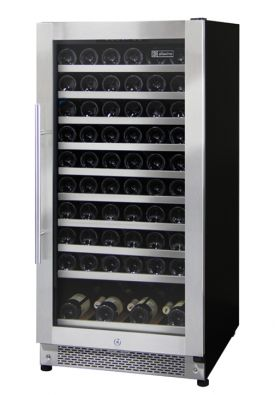 Enlarge Allavino AWR110-1SR - 106 Bottle Wine Refrigerator