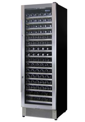 Enlarge Allavino AWR168-1SR - 168 Bottle Wine Refrigerator