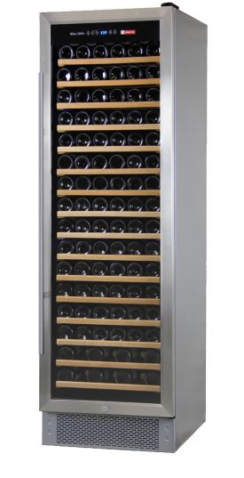 Enlarge Allavino AWR168-1SS - 177 Bottle Single Zone Wine Refrigerator (old platinum side version)